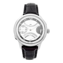Maurice Lacroix 46mm Manual winding pre-owned Masterpiece (Submodel) Silver
