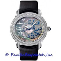 Audemars Piguet Millenary Ladies White gold 36mm Mother of pearl United States of America, California, Newport Beach
