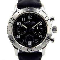 宝玑 計時碼錶 39.5mm 自動發條 二手 Type XX - XXI - XXII
