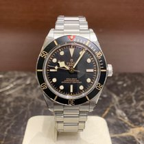 Tudor Black Bay Fifty-Eight Aço 39mm Preto Sem números