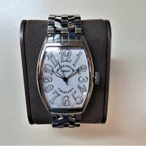 Franck Muller Casablanca Steel 32mm White Arabic numerals United States of America, Illinois, Chicago