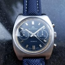 Carl F. Bucherer Acero 36mm Cuerda manual usados