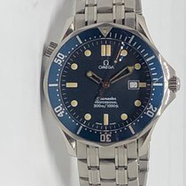 Omega Seamaster Diver 300 M Steel 41mm Blue No numerals United States of America, California, SAN DIEGO