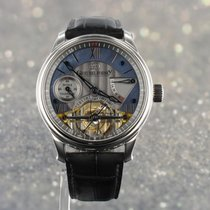 Greubel Forsey Double Tourbillon 30° Platinum 44mm Mother of pearl