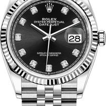 Rolex Steel 36mm Automatic 126234 Black Diamond Jubilee new United States of America, New York, Airmont