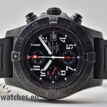 Breitling Avenger Skyland Steel 45mm Black Arabic numerals