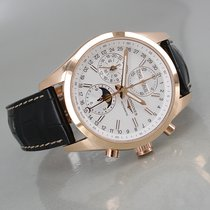 Longines Conquest Classic Rose gold 42mm White No numerals
