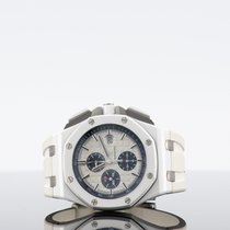 Audemars Piguet Royal Oak Offshore Chronograph new 2015 Automatic Chronograph Watch with original box and original papers 26402CB.OO.A010CA.01