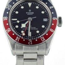 Tudor Black Bay GMT Acél 41mm Fekete
