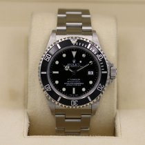 Rolex Sea-Dweller 4000 Steel 40mm Black No numerals United States of America, Tennesse, Nashville