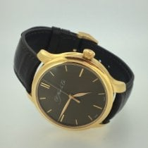 H.Moser & Cie. Endeavour Rose gold 41mm Brown No numerals
