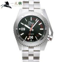 디올 스틸 42mm 자동 CD085510 중고시계