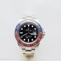 Rolex 116719BLRO Oro blanco 2014 GMT-Master II 40mm usados