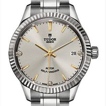 Tudor Style 12310-0011 New Steel 34mm Automatic