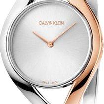 ck Calvin Klein new Steel Mineral Glass