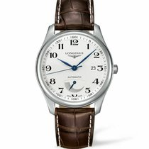 Longines Master Collection Steel 42mm Silver United States of America, California, Los Angeles