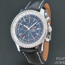 Breitling Steel 46mm Automatic A2432212 pre-owned