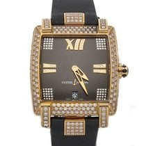 Ulysse Nardin Women's watch Caprice 34mm Automatic pre-owned Watch with original box and original papers