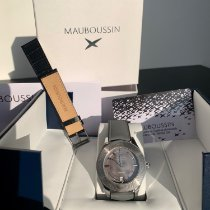 Mauboussin 41mm Remontage manuel 9392800-700 occasion France, Paris