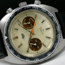 Heuer Steel 41mm Manual winding 7733 pre-owned India, Mumbai