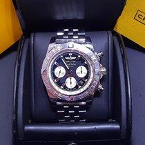 Breitling Chronomat 44 AB011012/B967/375A Very good Steel 44mm Automatic