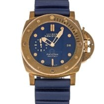 Panerai Special Editions Bronze 47mm Blue No numerals United States of America, Maryland, Baltimore, MD