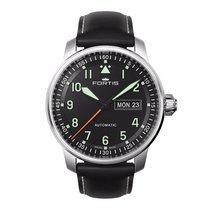 Fortis Flieger Professional Day/Date – 704.21.11 L.01 - NEU