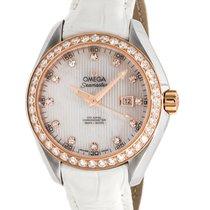 Omega Seamaster Aqua Terra Ladies Automatic 34mm Ladies Watch