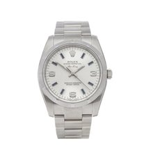 Rolex Air King Stainless Steel Unisex 114210 - W4456
