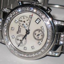 Chopard Mille Miglia Stainless Steel Chronograph Diamonds