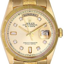 Rolex Men's Rolex President - Day-Date Watch 18248 Champagne Dial