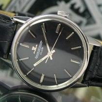 Jaeger-LeCoultre CLUB Winding Black Dial Steel Vintage Wrist...