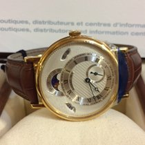 Breguet new Automatic 39mm Yellow gold Sapphire crystal
