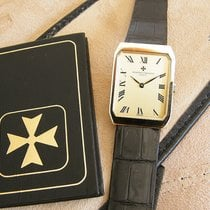 江诗丹顿 vintage 18K Gold Mens watch Full Set