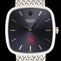 Rolex Cellini White gold 30mm Purple United Kingdom, London
