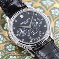 Patek Philippe Perpetual Calendar Platinum 37.2mm Black United States of America, Texas, Houston