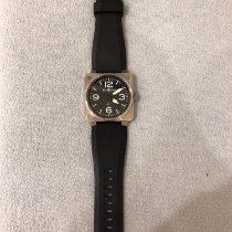 Bell & Ross 46mm Remontage automatique 2013 occasion BR 01-92 Noir