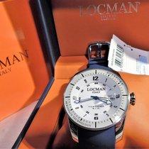 Locman Titanium 44mm Quartz 00900 new