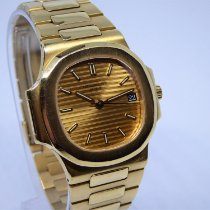 Patek Philippe 3800 Yellow gold 1984 Nautilus 37mm pre-owned