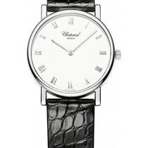 Chopard White gold Manual winding White Roman numerals 33.60mm new Classic