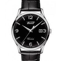 Tissot Heritage Visodate Steel 40mm Black Arabic numerals