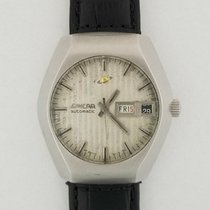 Enicar Steel 40.5mm Automatic pre-owned United States of America, California, Los Angeles