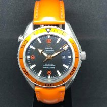 Omega Seamaster Planet Ocean Steel 45.5mm Black Arabic numerals Singapore, Singapore