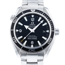 Omega 2201.50.00 Acciaio 2010 Seamaster Planet Ocean 42mm usato