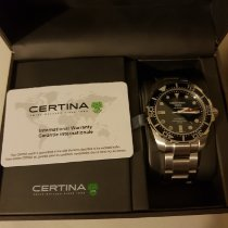 Certina C013.407.11.051.00 Steel 2016 DS Action 43mm pre-owned
