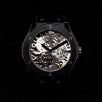 Hublot Classic Fusion Ultra-Thin pre-owned Rubber