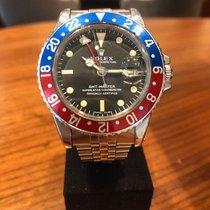 Rolex 1675 Stahl 1966 GMT-Master gebraucht Schweiz, Zürich
