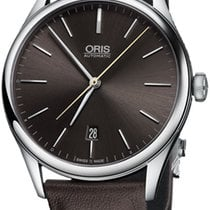 Oris Dexter Gordon Limited Edition Steel 40mm Grey United States of America, New York, New York