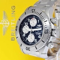 Breitling Superocean Chronograph Steelfish Steel 44mm Black United States of America, Florida, 33431