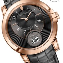 Harry Winston Midnight Rose gold 42mm Black Arabic numerals United States of America, Florida, Sunny Isles Beach